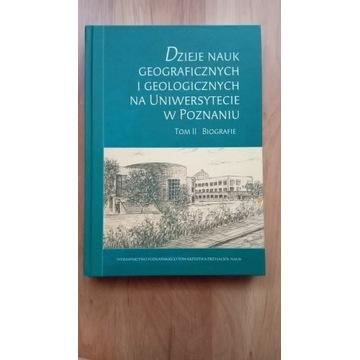 Dzieje nauk geograficznych i geologicznych