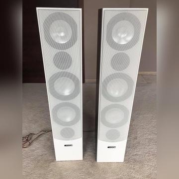 Zestaw stereo Canton plus amplituner Denon