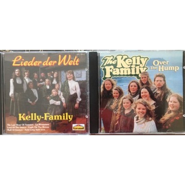 Kelly Family 2CD - Lider Der Welt - Over The Hump