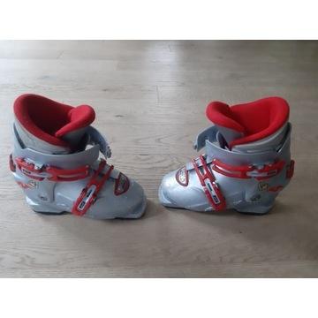 Buty narciarskie dziecięce Nordica rozmiar 31