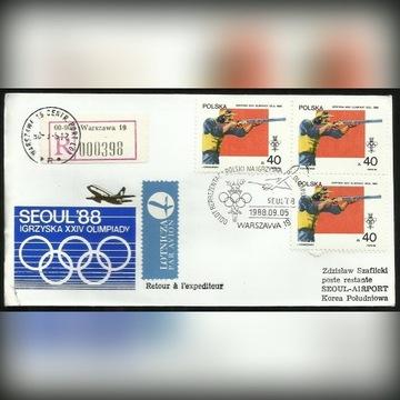 Seul 1988 R-ka Sport Olimpiada
