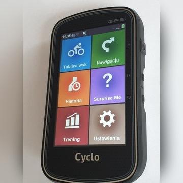 Licznik rowerowy / nawigacja / MIO Cyclo 405