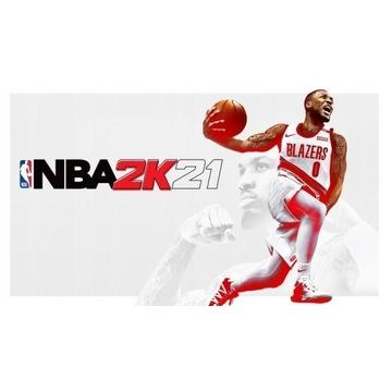 NBA 2K21 |GTA|CONTROL| +250 gier STEAM | AUTOMAT