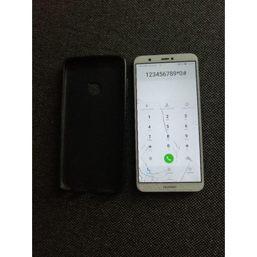 Huawei P Smart FIG-LX1 Pęknięta szybka