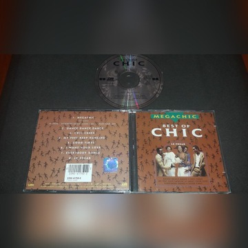 Chic-Megachic Best of cd