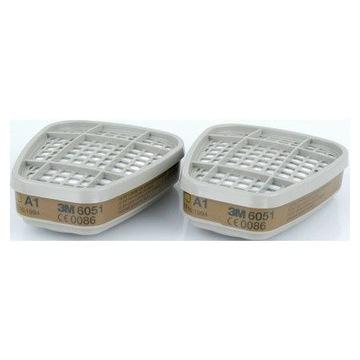 Pochłaniacze Filtry 3M 6055, 6057 A2 Cena za 2 szt