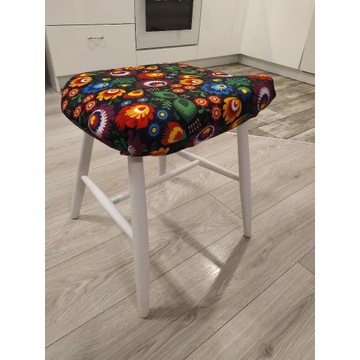 Taboret, hand made