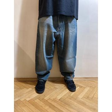 Spodnie Stoprocent 100% Stopro baggy XXXL 3XL