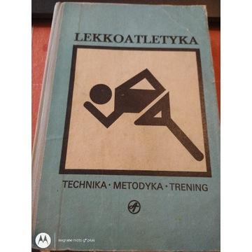 Książka Lekkoatletyka