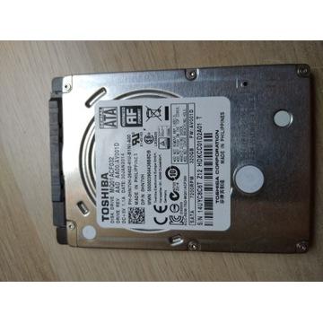 Dysk HDD Toshiba 320GB 2'5