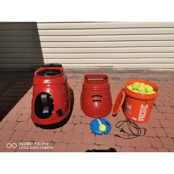 Maszyna do wyrzucania piłek tenisowych Siboasi W3