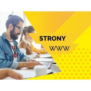 Strona Internetowa I Strony WWW I Tworzenie Stron
