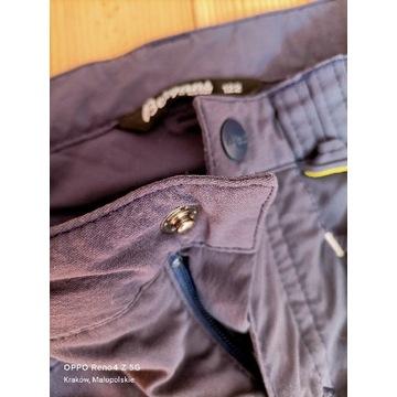 Spodnie górskie i koszulka Bergans