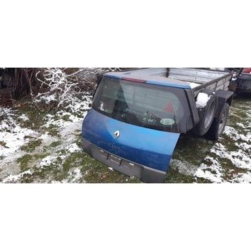 Renault scenic ll 2 klapa teb66 tec68 tei45