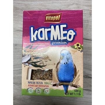 Karmeo premium papużka falista 500g
