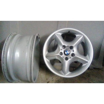 Felgi BMW 17 cal - oryginalne