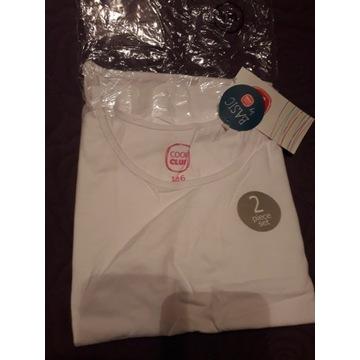 NOWY T-shirt Koszulka 2pac Cool club r. 146