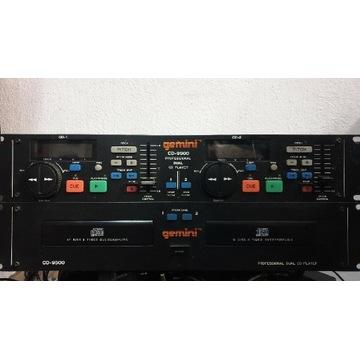 Gemini Cd-9500 Dual Cd DJ Profesjonalny