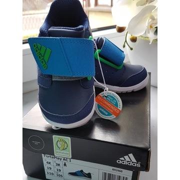 Adidasy Adidas rozm 19 nowe