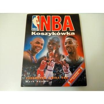 VADEMECUM KIBICA NBA 1995/96 - koszykówka,  Vancil