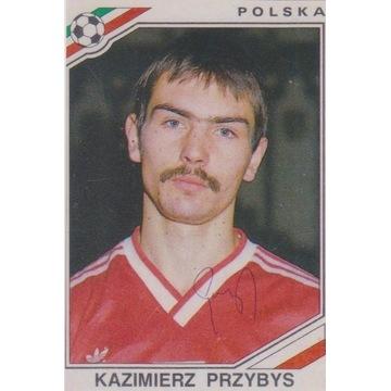 Kazimierz Przybyś (Meksyk 86) AUTOGRAF