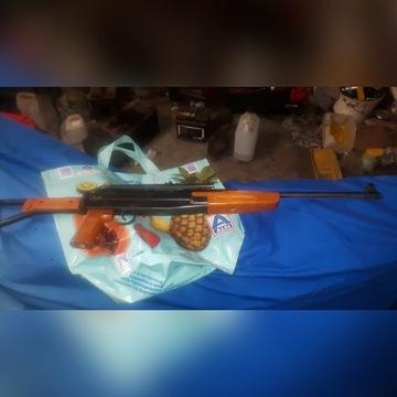 Wiatrówka karabinek Kandar B5 AK-47 kal. 5,5 mm