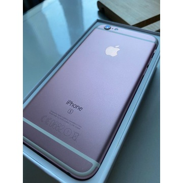 iphone 6s 16gb rose gold stan bardzo dobry