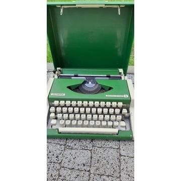 Maszyna do pisania Olympia model Traveller de Luxe