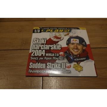 SKOKI NARCIARSKIE 2004 SUDDEN STRIKE Unikat od 1zł