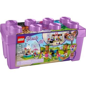LEGO 41431 Friends - Zestaw Heartlake City