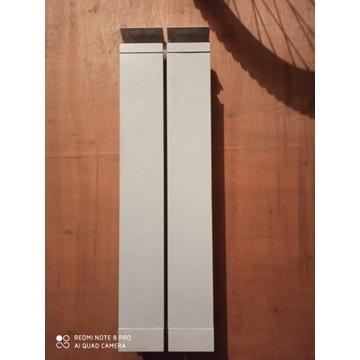 Grzejnik aluminiowy żeberkowy