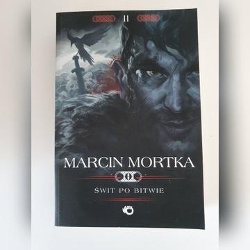 Świt po bitwie Trylogia nordycka 2 Marcin Mortka