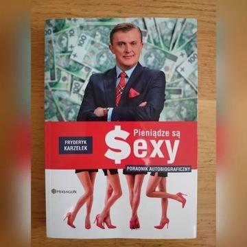 """""""Pieniądze są sexy"""" Fryderyk karzełek"""
