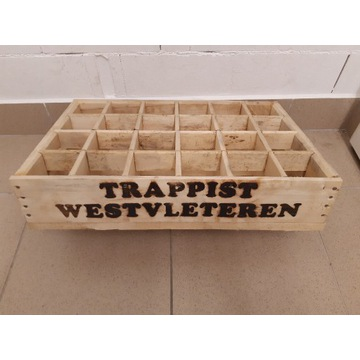 skrzynka na piwo Trappist Westvleteren