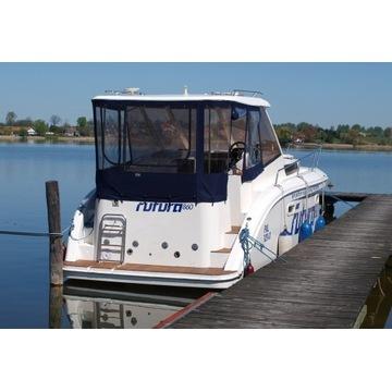 Jacht motorowy Futura 860 houseboat