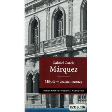 G.García Márquez. Miłość w czasach zarazy