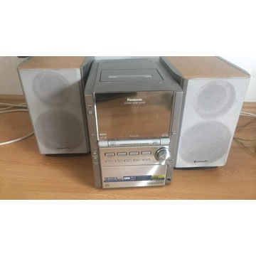 Miniwieża Panasonic SA-PM28 5CD