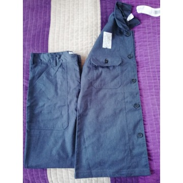 Ubranie robocze drelichowe