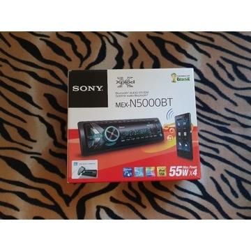 Radio Samochodowe Sony MEX-N5000BT