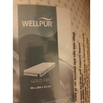 Materac Wellpur Gold F85 90x200