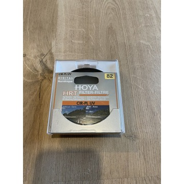 Filtr 2w1 polaryzacyjny UV HOYA 82mm CIR-PL UV