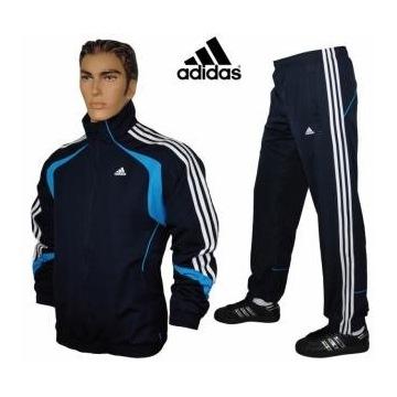 Dres męski adidas PERFORMANCE bluza spodnie M 174