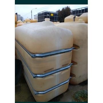 Zbiornik na szambo olej opałowy 3000l TRANSPORT