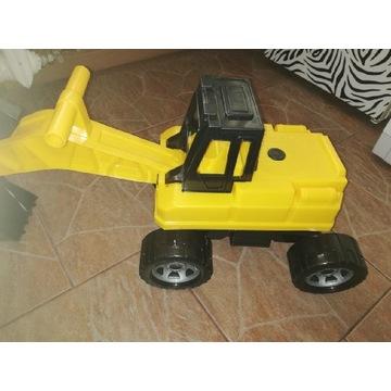 Zabawka pojazd budowlany XXL