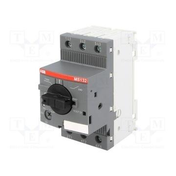 Wyłącznik silnikowy 3P 1,5kW 2,5-4A MS132 4.0 1SAM