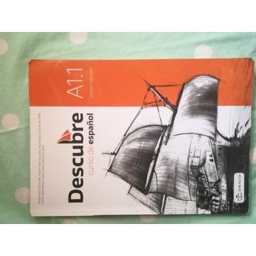 Ćwiczenia J.hiszpański Descubre A1.1