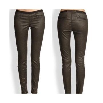 Helmut Lang spodnie skiny długie  XS/S  34