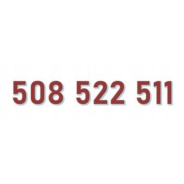 508 522 511 ORANGE ŁATWY ZŁOTY NUMER starter