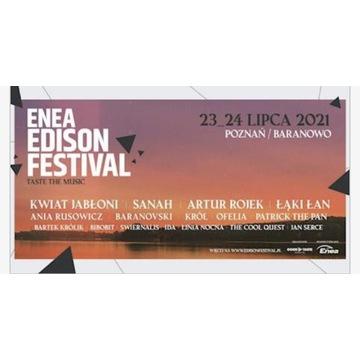 Bilety na Enea Edison Festival II dzień