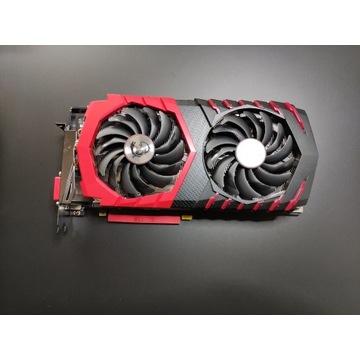 MSI GeForce GTX 1080 Ti Gaming X  11GB - GW 2 m-ce